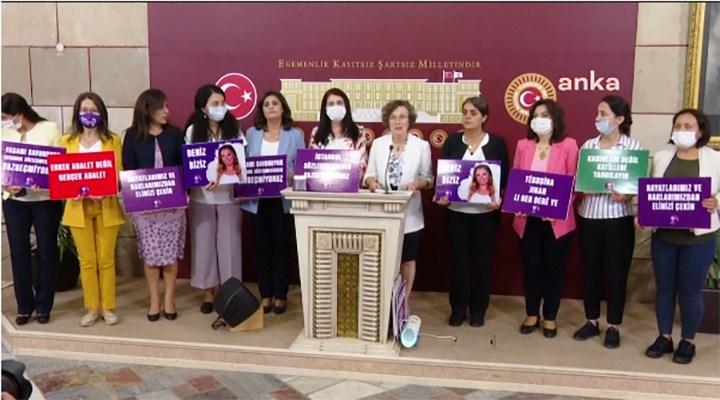 HDP de Kadına Yönelik Şiddet komisyonundan çekildi: AKP ve MHP kaldı