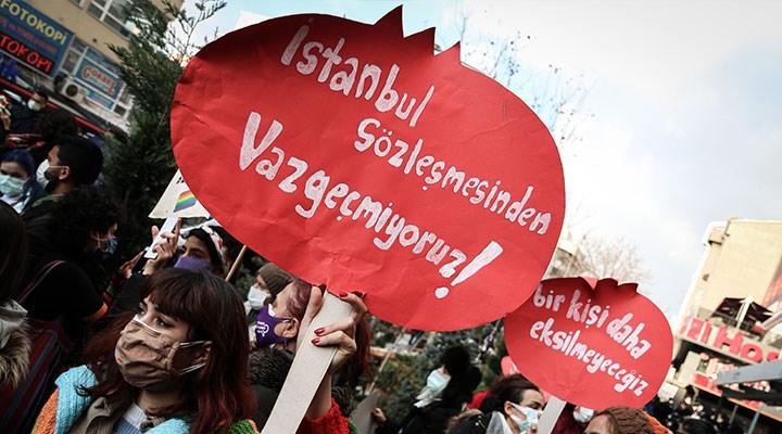 Kadınlar, İstanbul Sözleşmesi için 1 Temmuz'a çağrı yaptı: İşte il il buluşma noktası ve saatleri