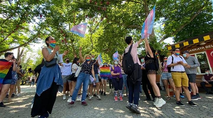 LGBTİ+'lara polis şiddeti şimdi de Ankara'da