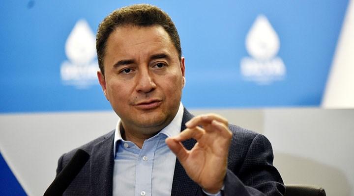 Ali Babacan'dan ittifak açıklaması: Gündemimizde yok