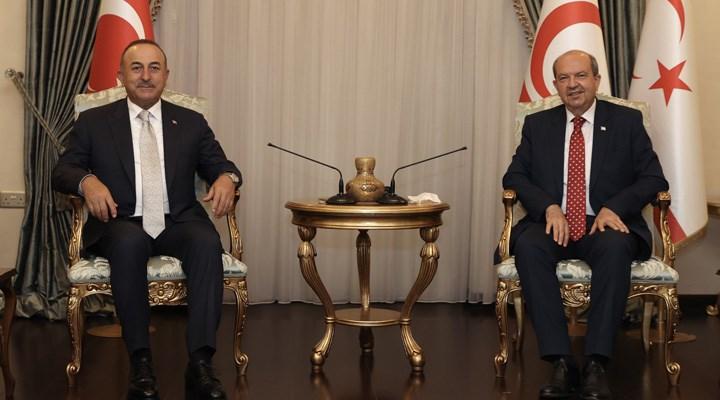 Çavuşoğlu'ndan sondaj açıklaması: AB ve BM hakça paylaşım için gerekli adımları atmalı