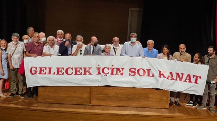 CHP içindeki iki sol grup birleşti, 'Gelecek İçin Sol Kanat' adını aldı