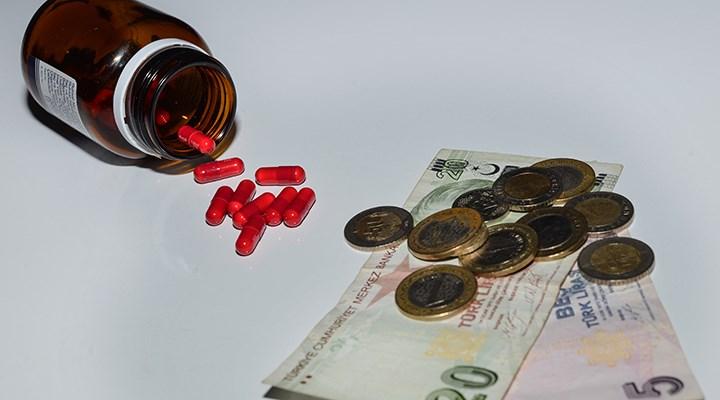 Pandemi döneminde ilaç harcamaları yüzde 22.7 arttı
