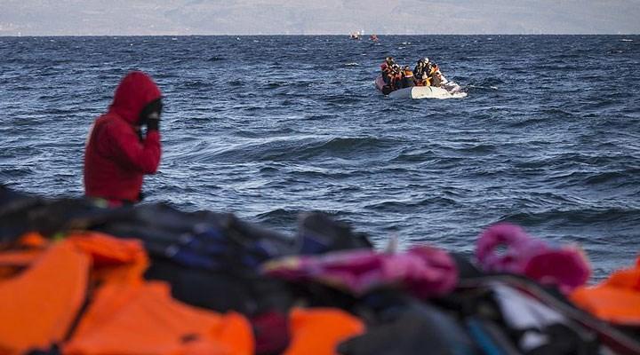 Akdeniz'de göçmen botu alabora oldu: En az 43 ölü