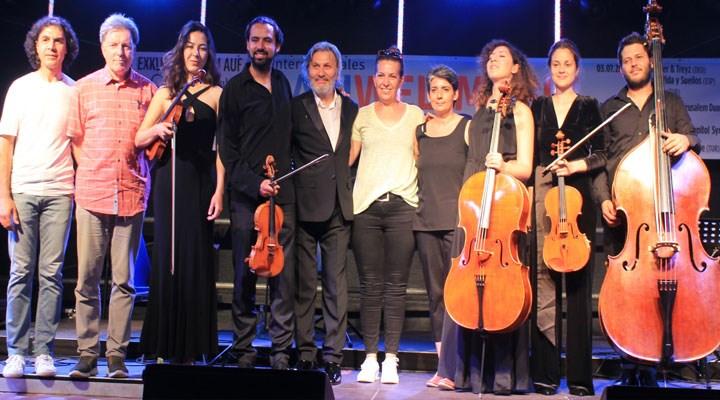 Offenbach'tan dünyaya müzik ziyafeti