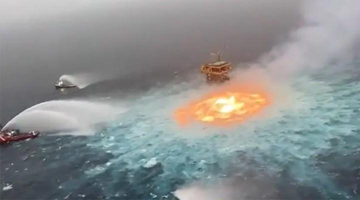 Okyanusu yaktılar