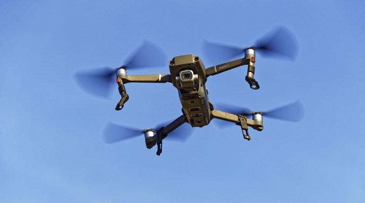 Almanya'da acil durumlar için sese duyarlı drone'lar geliştiriliyor