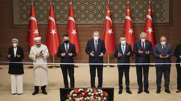 Erdoğan'dan 'içme suyu' açıklaması: 2070'e kadar plan yaptık
