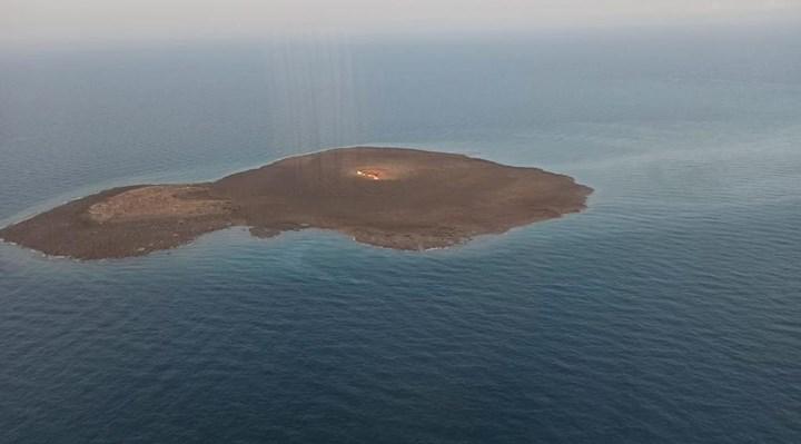 Hazar Denizi'ndeki patlamanın nedeni belli oldu: Çamur volkanı