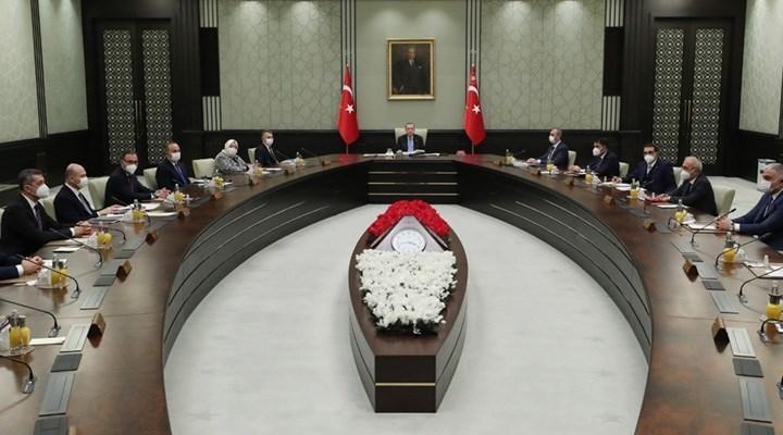 Kabine toplantısı başladı: Bayram tatili ve aşı programlarında son durum görüşülecek