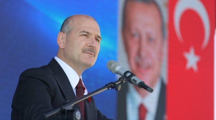 'Süleyman Soylu istifa etti' iddiasına yalanlama