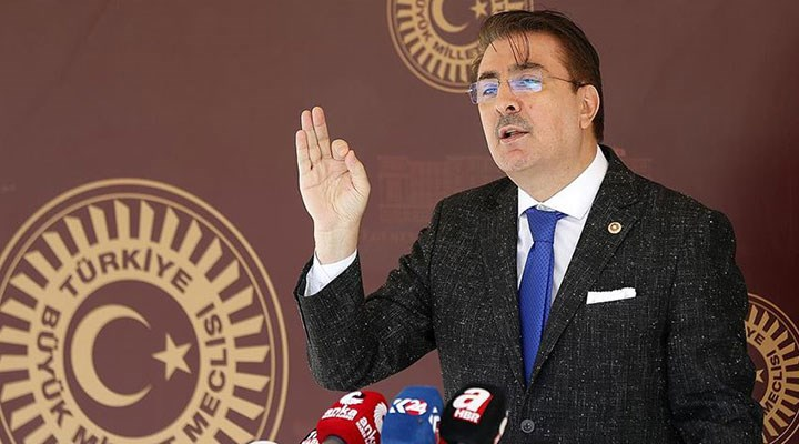 AKP'li vekil, Kılıçdaroğlu'nu eleştirdi: Ben şahsen utanıyorum