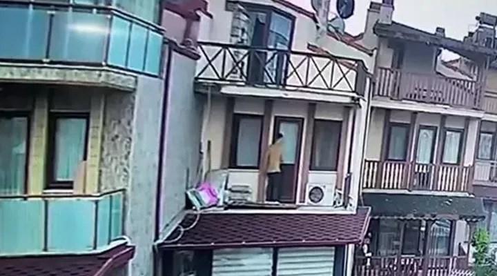 Evine giren erkekten kaçan kadın: Yakalanması için illa ölmem mi gerekiyor?