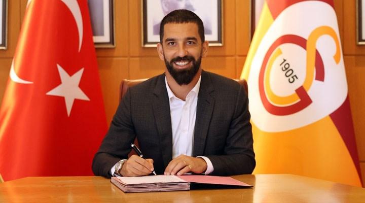 Galatasaray, Arda Turan'ın sözleşmesini uzattı