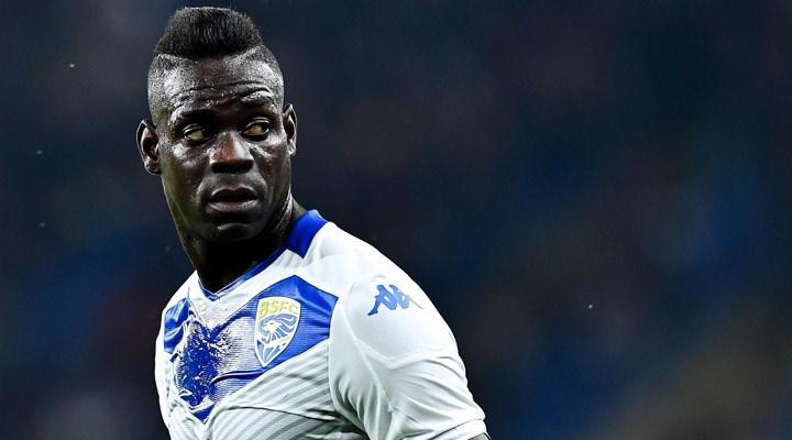Adana Demirspor, Mario Balotelli'yi transfer etti