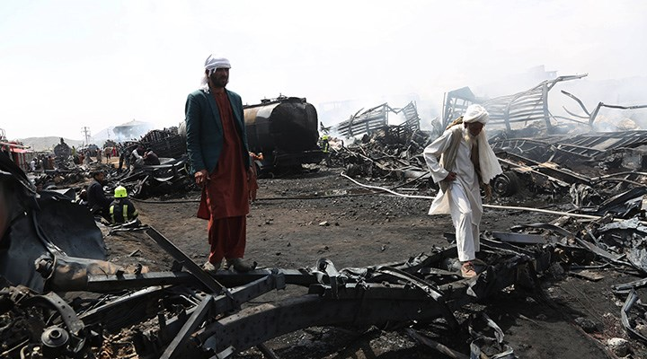 Afganistan'da vekâlet savaşları