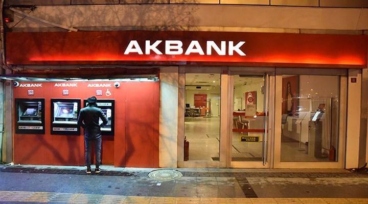 Akbank: ATM'lerimiz yeniden hizmet vermeye başladı
