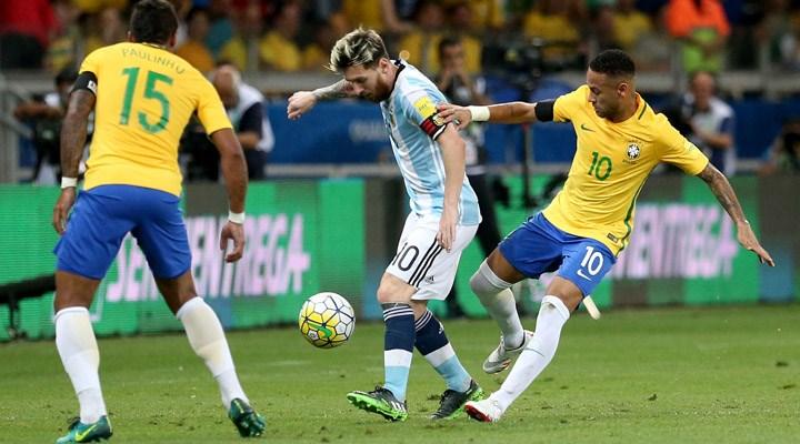 CopaAmerica'da finalin ismi belli oldu: Arjantin-Brezilya