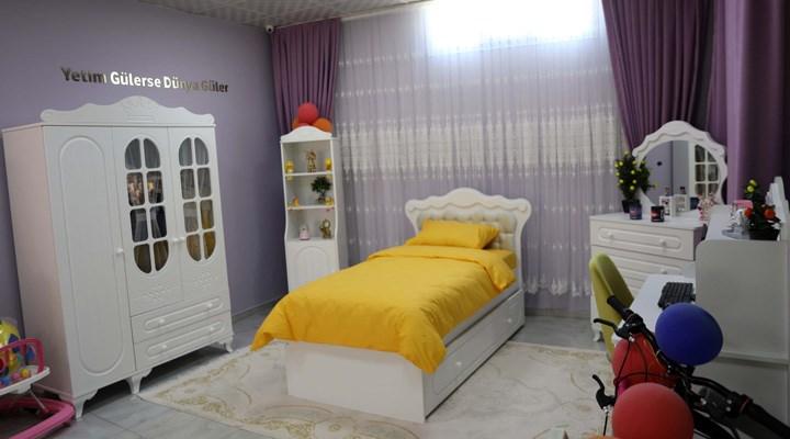 Antep'te tepki çeken oda tasarımıyla ilgili Valilik'ten açıklama: 'Yetim' kelimesi tanımlama amacıyla yazıldı