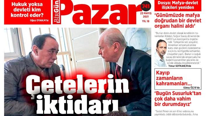 """BirGün'e """"Bahçeli ve Erdoğan'a hakaret"""" soruşturması"""