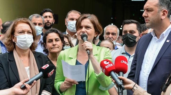 Canan Kaftancıoğlu'ndan erken seçim çağrısı: Bu bozuk düzeni değiştireceğiz