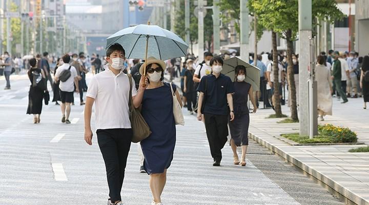 Japonya'da yeniden OHAL ilan edildi