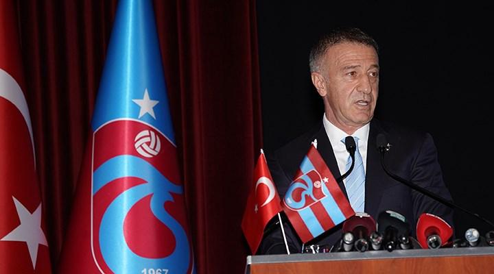 Kulüpler Birliği'nde yeni başkan Ahmet Ağaoğlu