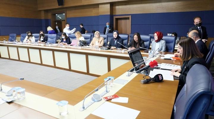 Meclis komisyonunda skandal ifadeler: Kadın vekillere 'car car konuşuyorsunuz' denildi, 6284'ün kaldırılabileceği söylendi!
