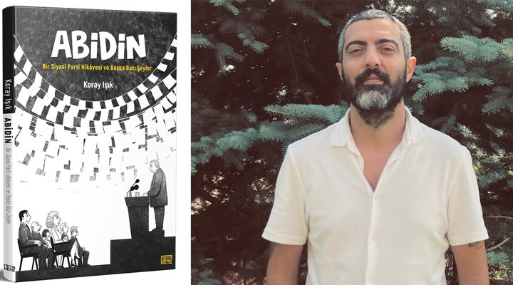 Abidin-Bir Siyasi Parti Hikâyesi ve Başka Bazı Şeyler, raflardaki yerini aldı