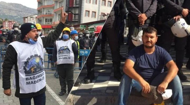 Bağımsız Maden İş Başkanı Tahir Çetin ve sendika üyesi Ali Faik hayatını kaybetti