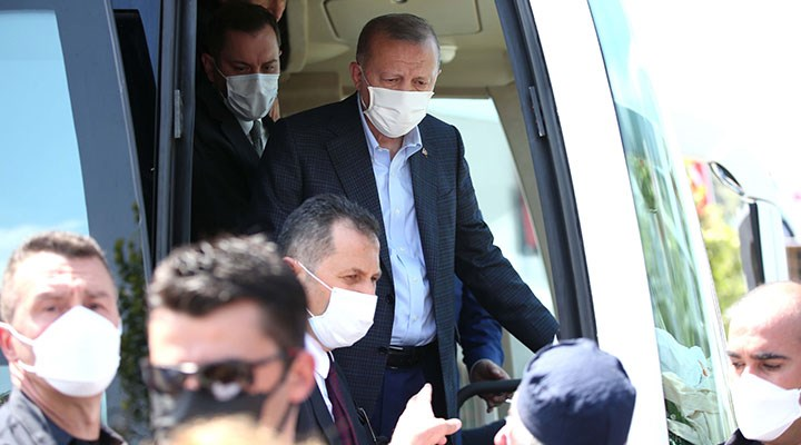 Erdoğan: 2023'e giden süreçte bizi ağır imtihanların beklediği anlaşılıyor