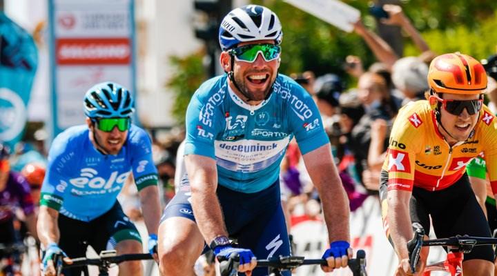 Fransa Bisiklet Turu: Mark Cavendish, Eddy Merckx'e ait rekora ortak oldu