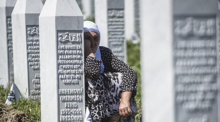 AB'den Srebrenitsa mesajı:  Avrupa'nın soykırımı önleyememede sorumluluğu var
