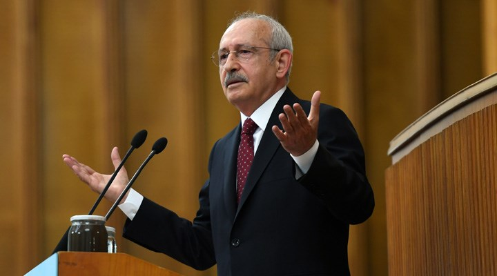 Kılıçdaroğlu'ndan 'çöp ithalatı' tepkisi: Tek kutsalınız para!