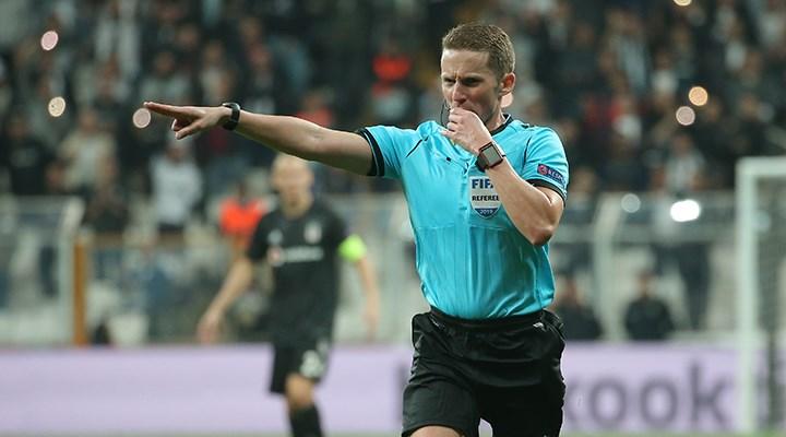 PSV-Galatasaray maçının hakemi Alejandro Hernandez oldu