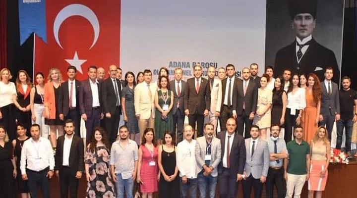 Adana Barosu seçimlerini Demokrat Avukatlar Grubu kazandı
