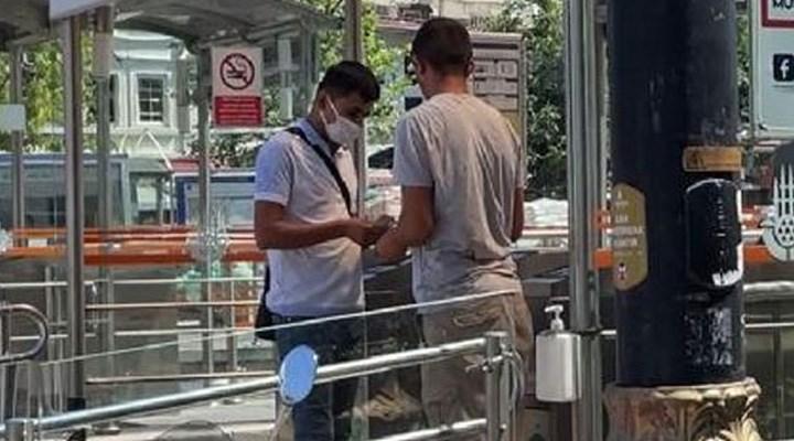HES kodu fırsatçılığı: Turistlerden 100-150 lira istiyorlar