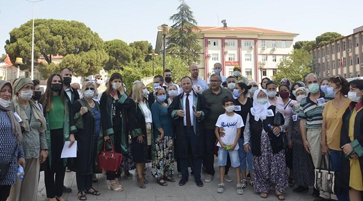 Kızılcaköy'de direnen kadınlara açılan dava ertelendi