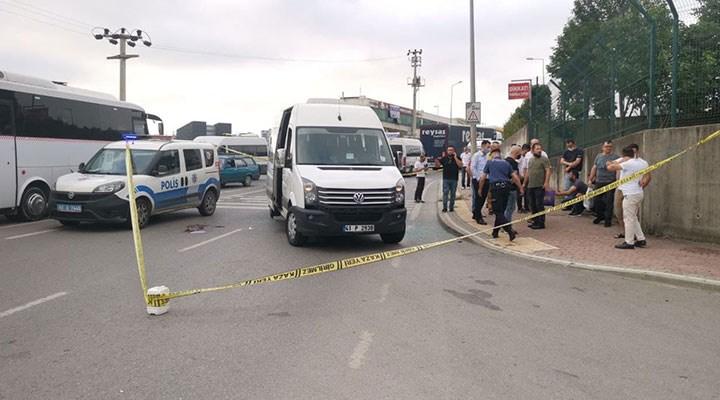 Kocaeli'de işçileri taşıyan minibüse silahlı saldırı: 4 yaralı