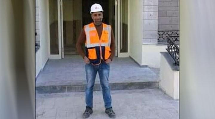Urfa'da beton blokların altında kalan işçi Yaşar Ceylan hayatını kaybetti