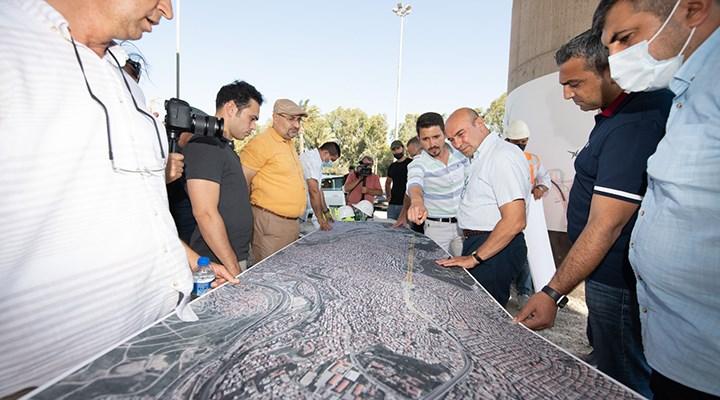 Buca-Otogar projesi İzmir trafiğine nefes aldıracak