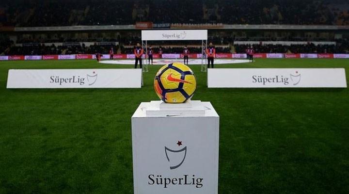 Süper Lig fikstürü belli oldu