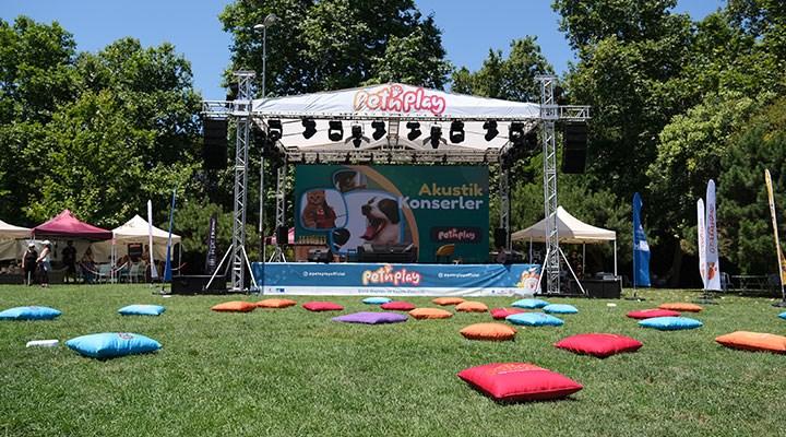 Türkiye'nin evcil hayvan ve yaşam festivali Pet'N Play, Caddesbostan'da gerçekleşti