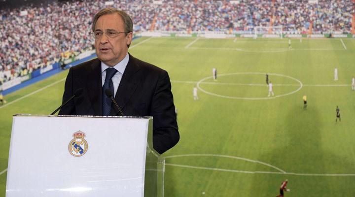 Florentino Perez'in ses kayıtları ortaya çıktı:Casillas ve Raul sahtekâr, Ronaldo ve Mourinho aptal
