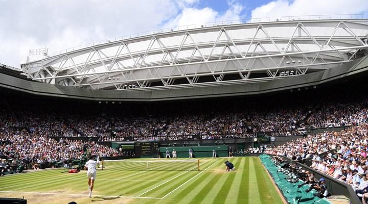 Wimbledon'da iki maç için şike soruşturması açıldı