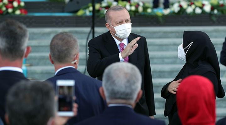 Erdoğan,15 Temmuz programında konuştu: 2023 hedeflerimize son bir eşik var