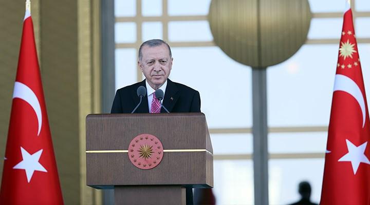 Erdoğan, 'ulusa sesleniş' konuşmasında Gezi'yi hedef aldı