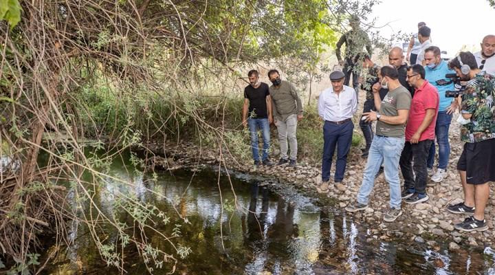"""Tunç Soyer, Murat Dağı'ndaki Karapınar Şelalesi'nde: """"Bugüne kadar yapılan tahribatları gidermek mümkün"""""""