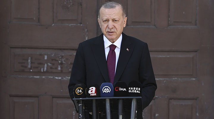 Erdoğan'dan Rize'deki sel felaketine ilişkin açıklama: Ağaçlar söküldü yerine çaylık yapıldı