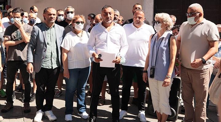 Kadıköy esnafından Surp Takavor Ermeni Kilisesi'ne saygısızlığa tepki
